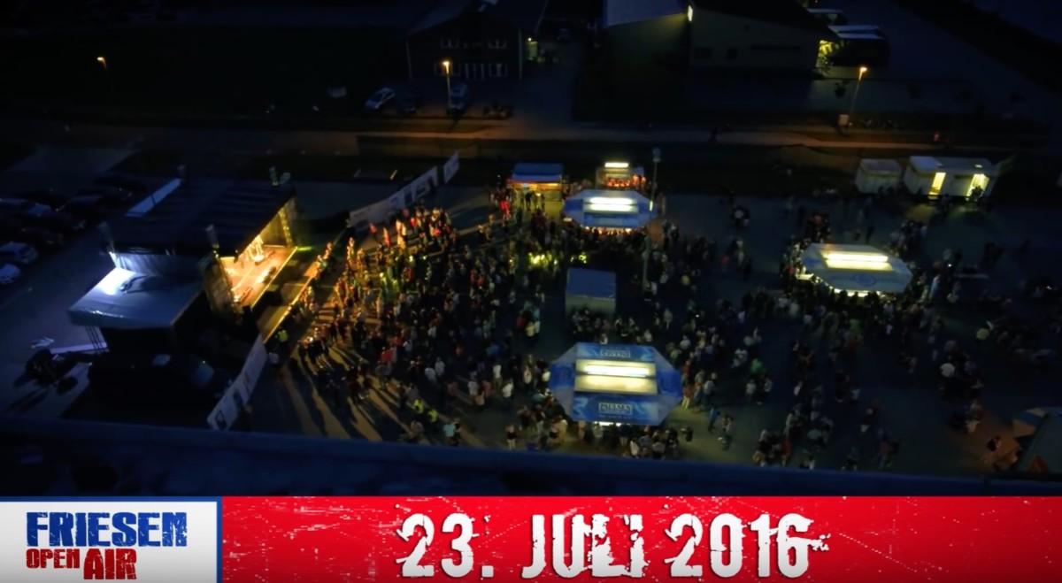 Friesen Open Air 2016 – Was Für Eine Party.